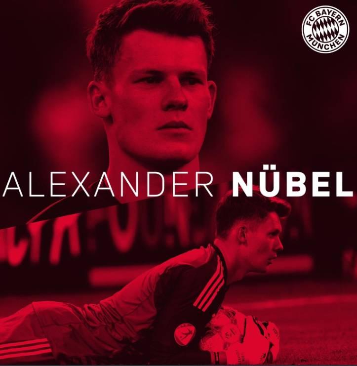 官方:沙尔克04队长努贝尔自由转会拜仁 签约5年