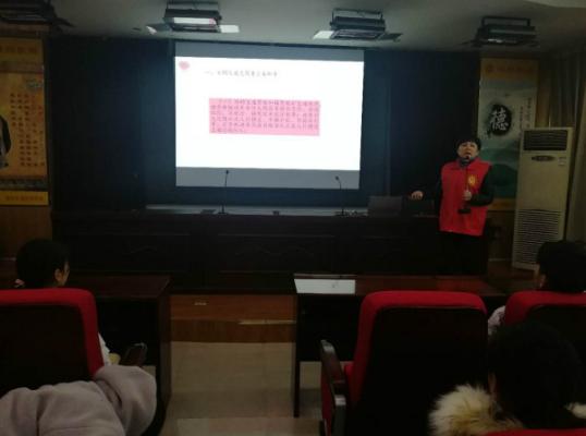 郑州交通技师学院以志愿服务精神促进精神文明创建工作
