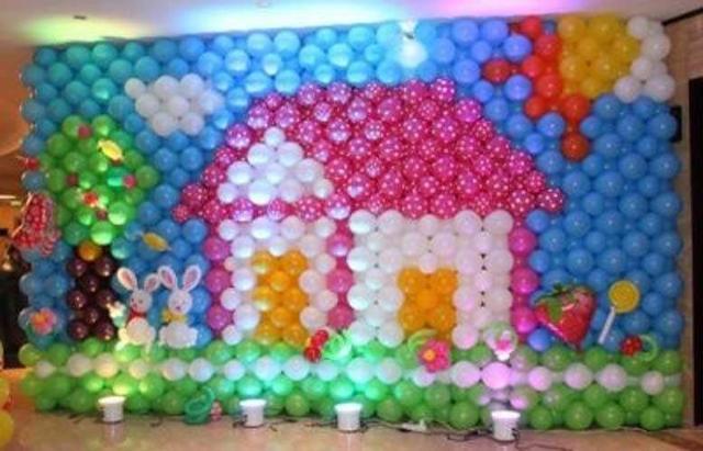 婚禮氣球怎么布置會好看?2020用氣球布置婚禮現場