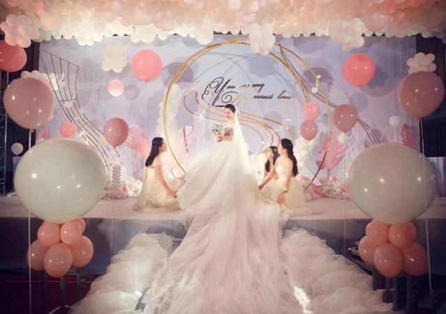 婚禮氣球如何布置?2020讓婚禮充滿浪漫氛圍