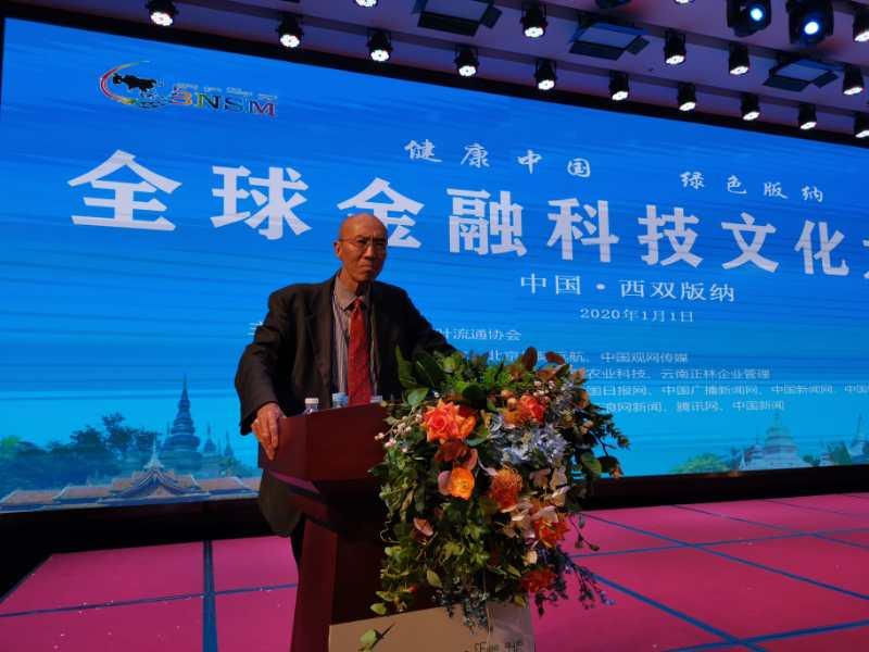 全球金融科技文化大会在云南西双版纳成功举行图2