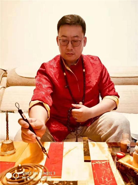 杨东海:用易学演绎精彩人生