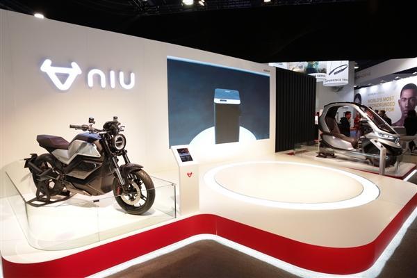 小牛发布全球自动驾驶三轮电动摩托车:支持5G、续航200km的照片 - 4
