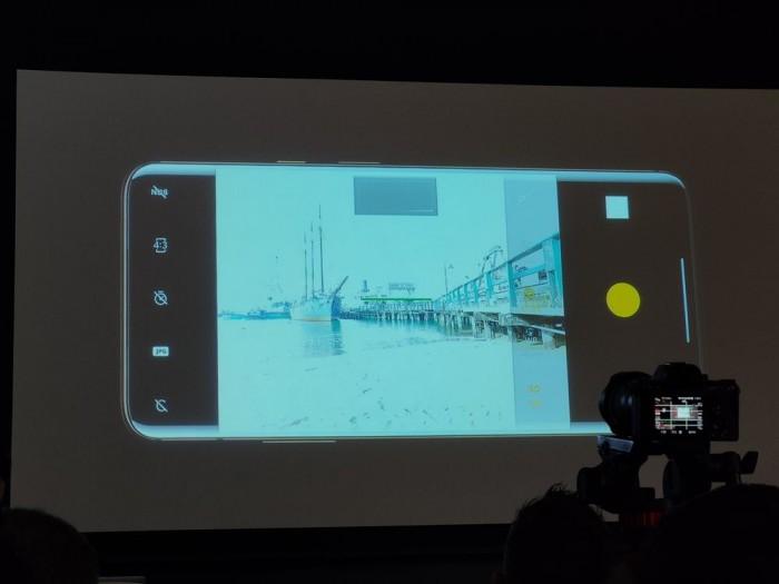 """一加的""""相机消失魔法"""":Concept One概念机上手体验的照片 - 10"""