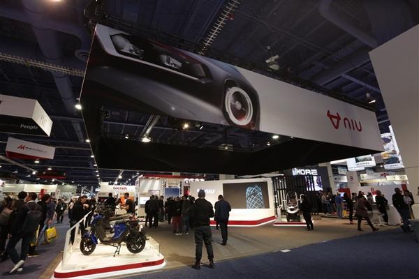 小牛发布全球自动驾驶三轮电动摩托车:支持5G、续航200km的照片 - 31