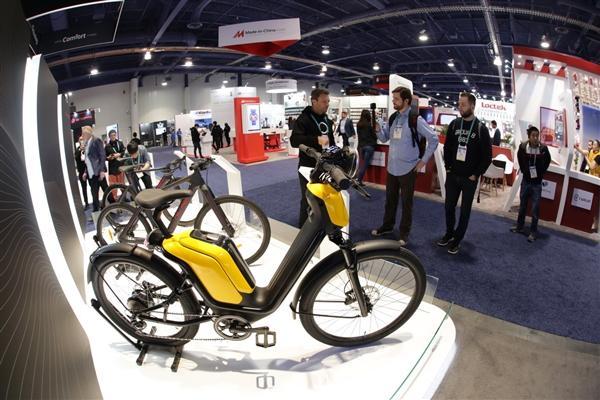 小牛发布全球自动驾驶三轮电动摩托车:支持5G、续航200km的照片 - 24