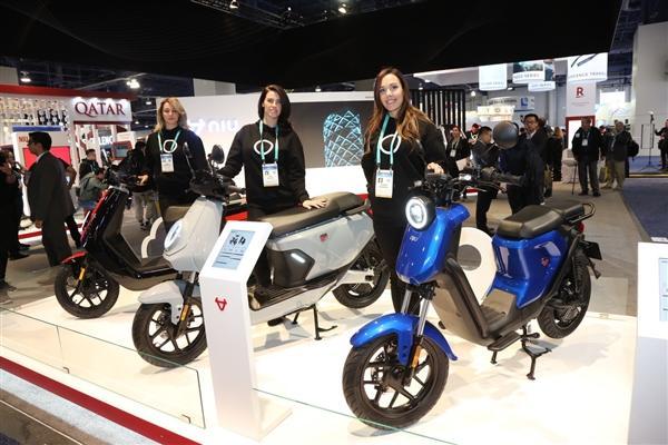小牛发布全球自动驾驶三轮电动摩托车:支持5G、续航200km的照片 - 21