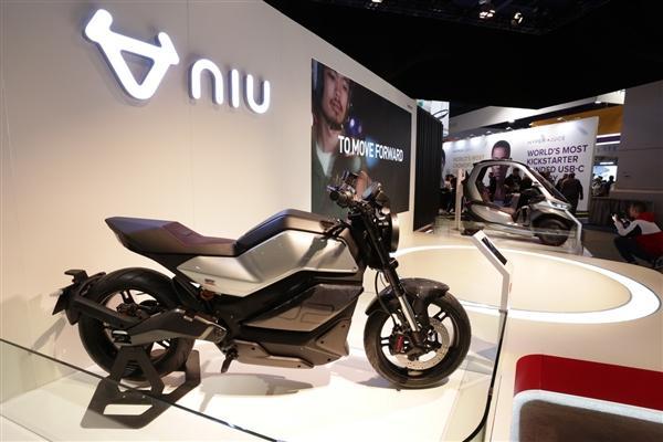 小牛发布全球自动驾驶三轮电动摩托车:支持5G、续航200km的照片 - 6