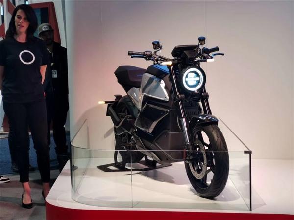 小牛发布全球自动驾驶三轮电动摩托车:支持5G、续航200km的照片 - 19
