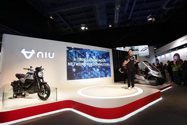 小牛发布全球自动驾驶三轮电动摩托车:支持5G、续航200km的照片 - 3