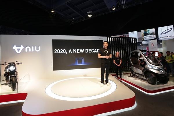 小牛发布全球自动驾驶三轮电动摩托车:支持5G、续航200km的照片 - 2