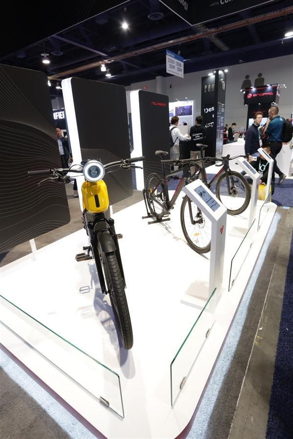 小牛发布全球自动驾驶三轮电动摩托车:支持5G、续航200km的照片 - 27