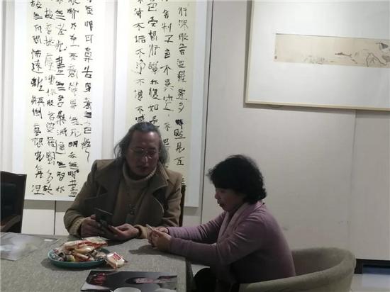 同舟・筑梦--北京同舟画苑中国画名家作品邀请展(第四季)开幕