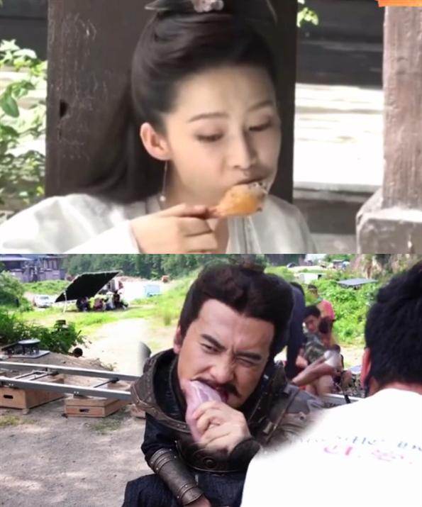 《庆余年》演员有多拼?赫子铭生吃牛肉不算啥,而她最令人心疼