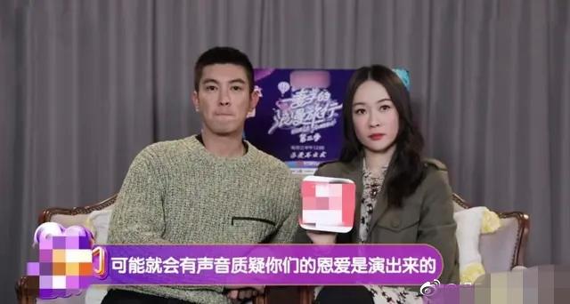 杜江霍思燕夫妇之间的甜蜜是装出来的?杜江回应打脸网友