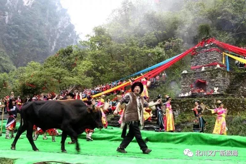 北川创建天府旅游名县项目建设即将收官,九皇山、药王谷、巴拿恰欢迎八方客
