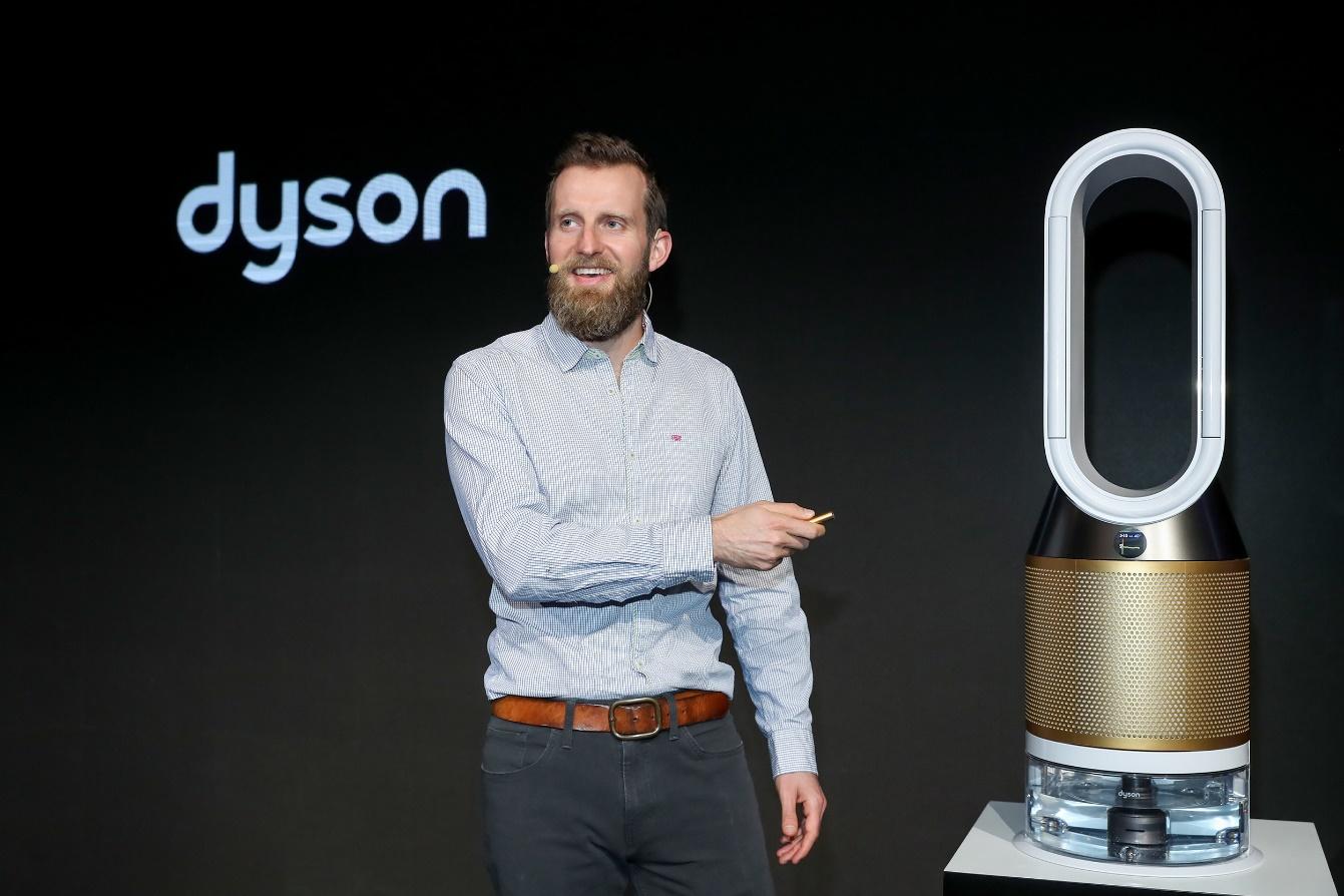 你需要三合一的好空气,戴森推出首款三合一加湿空气净化风扇