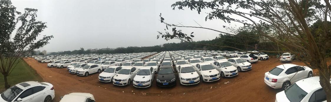 春节租车来一嗨:全国直营 万辆新车 预订就送用车券