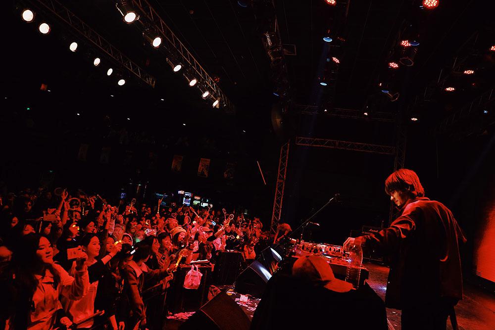最炸裂也最温馨的演唱会现场 太一北京首唱会获绝对好评