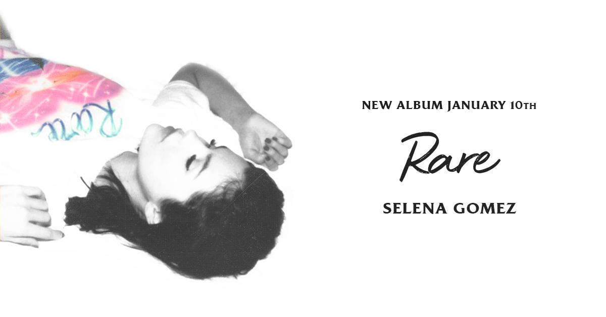 全能唱作天后赛琳娜·戈麦斯携全新大碟《Rare》重磅回归