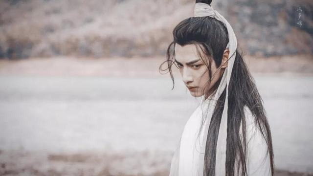 《陈情令》后又一双男主大戏,罗云熙陈飞宇或成下一顶流搭档?