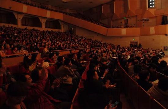 李可染画院2020新年音乐会在中山公园音乐堂成功举办