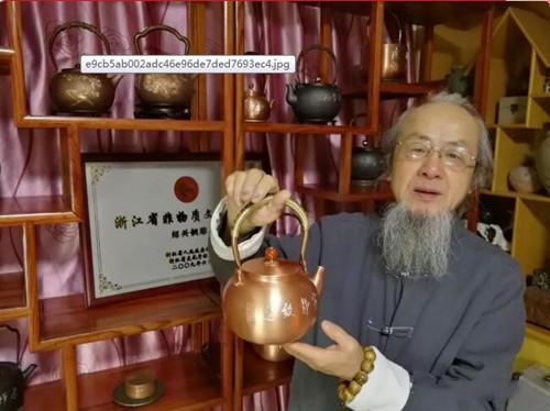 纵有铜铁茶器千百种 尽在赵家铜艺中--赵秀林铜铁茶器精选