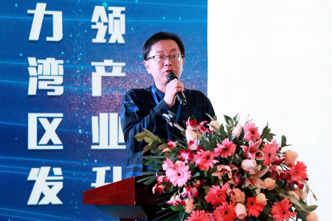 中国质量认证中心广州分中心副总工程师冯健