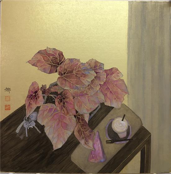 王娜娜——艺术作品赏析
