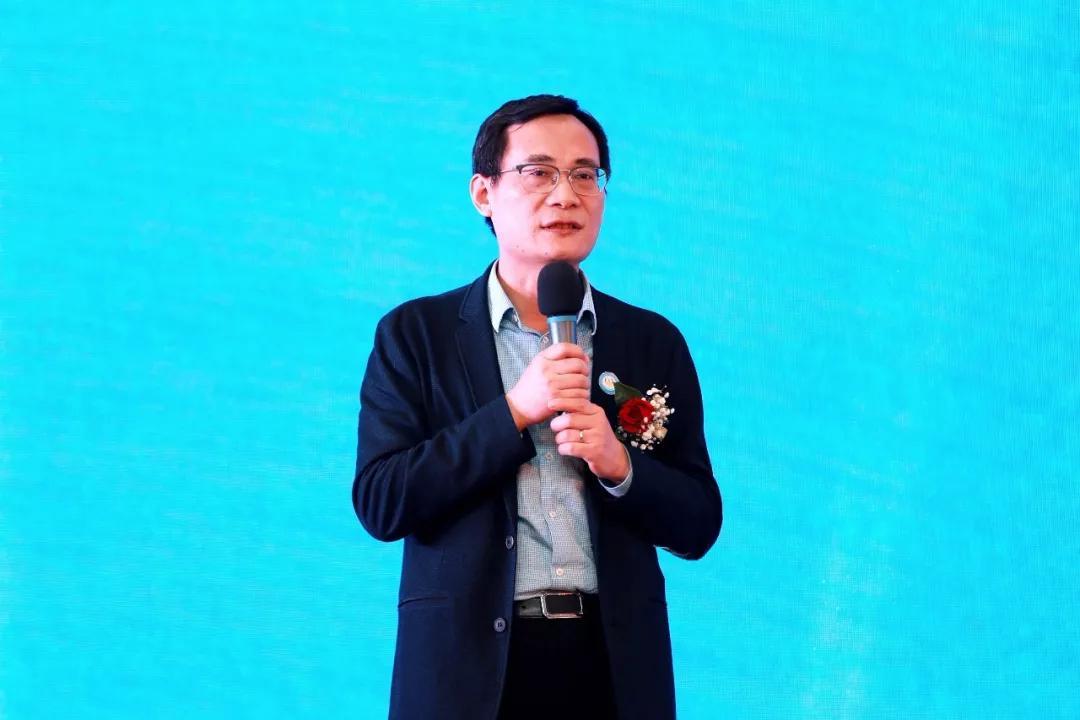 国家半导体照明工程研发及产业联盟秘书长阮军