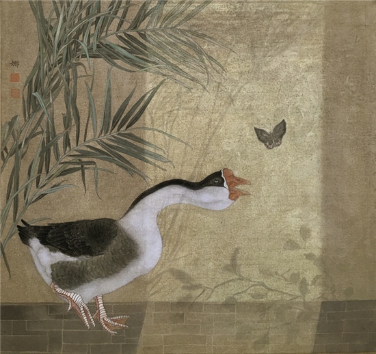 王娜娜――艺术作品赏析