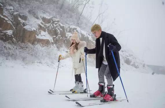 泡温泉玩雪吃火锅,来北川九皇山景区嗨翻这个冬日
