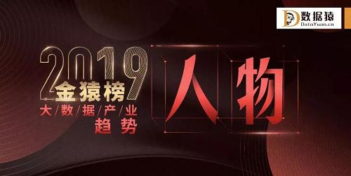 """南讯创始人兼CEO陈碧勇荣获""""2019大数据产业趋势人物""""奖"""