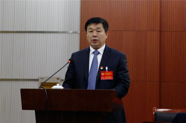 河北省唐山市路北区政协九届四次会议隆重开幕