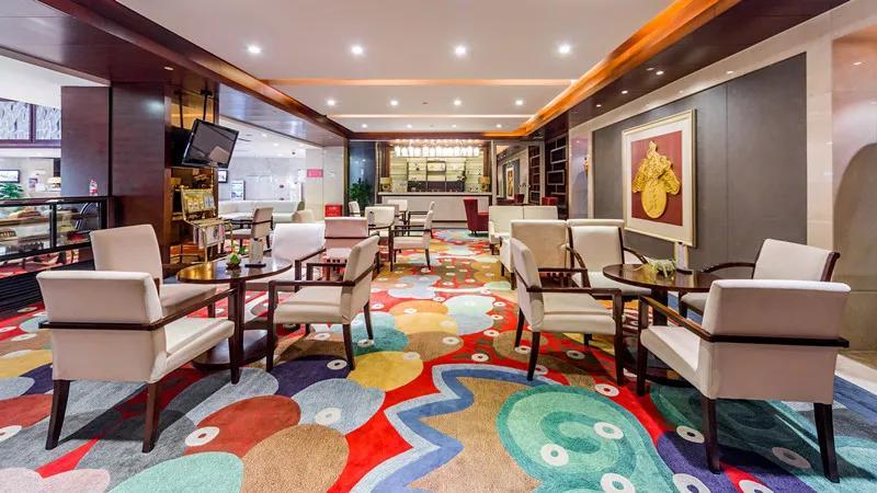 北川宾馆,将羌文化与酒店元素完美融合