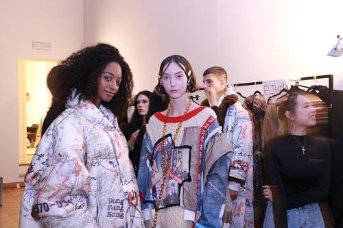 马克华菲领衔最新系列走上时尚巅峰,米兰首秀引领世界潮流