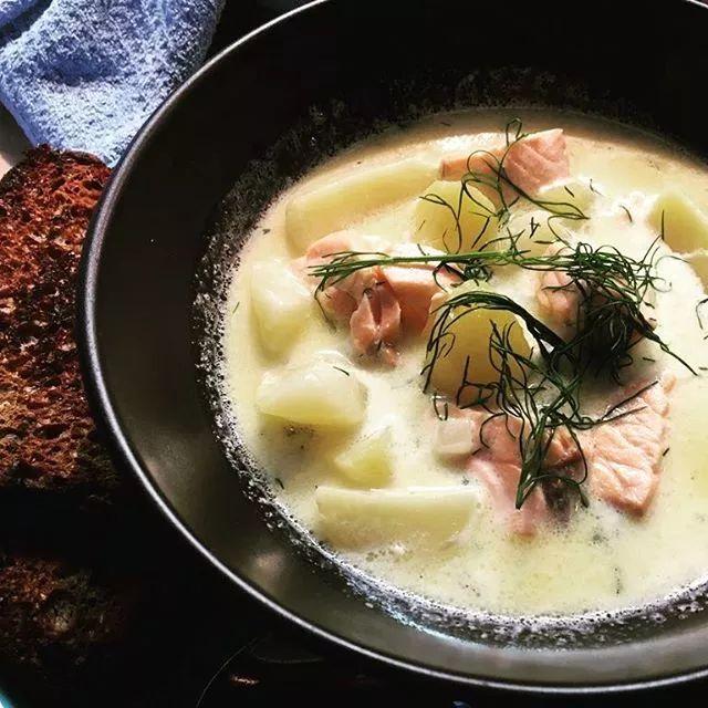 拉普兰美食 在世界的北端,食物和大自然的碰撞
