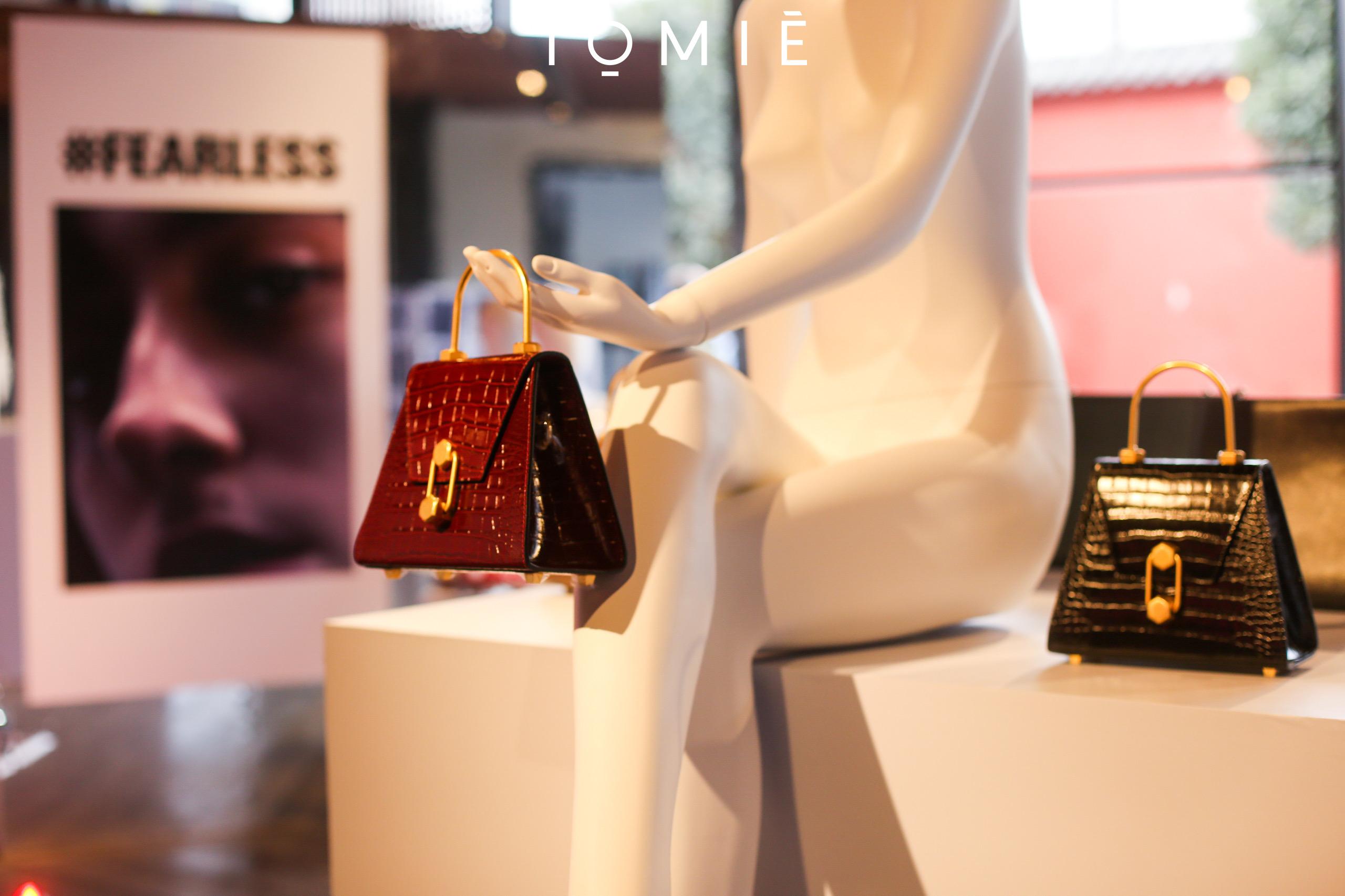包袋设计师品牌IAMNOT携LE MUSE展亮相高宅