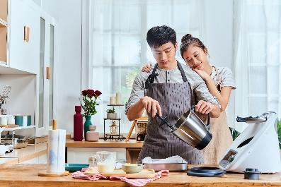 美善品《家的味道》食谱书及Cookidoo订阅温暖上线,智能烹饪共享新春团圆味