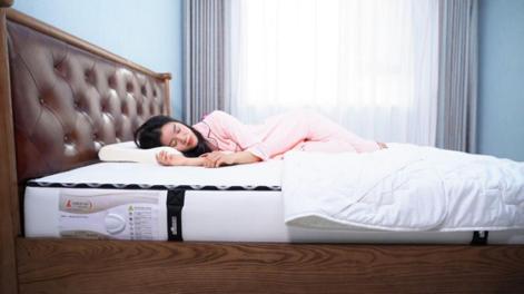 床垫有螨虫怎么解决?润暖睡养床垫自动把螨虫杀光光!