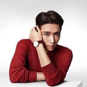DANIEL WELLINGTON 推出全新赭红皮质表带SUFFOLK新春限定腕表