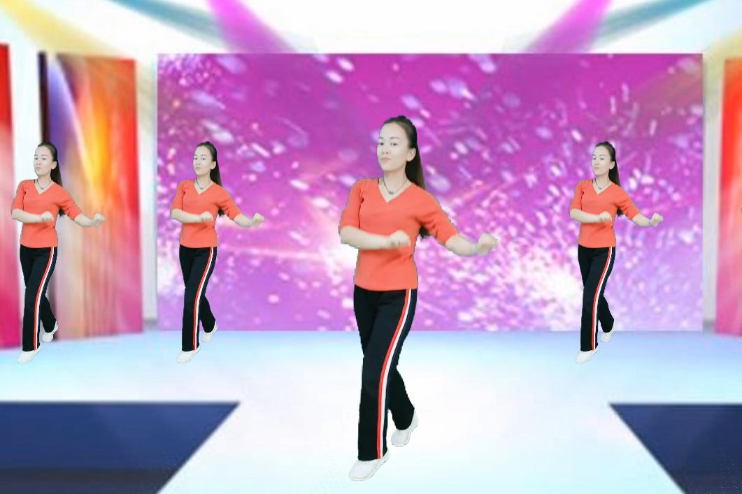广场舞《灵灵》经典好听的网红歌曲!附教程