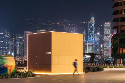 香港尖沙咀文化零售新地标「文化硅谷」K11 MUSEA正式开业
