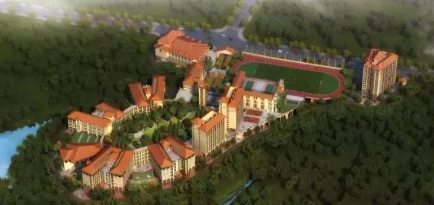 深外(龙岗)国际部永久校区9月投入使用 中学部招生启动