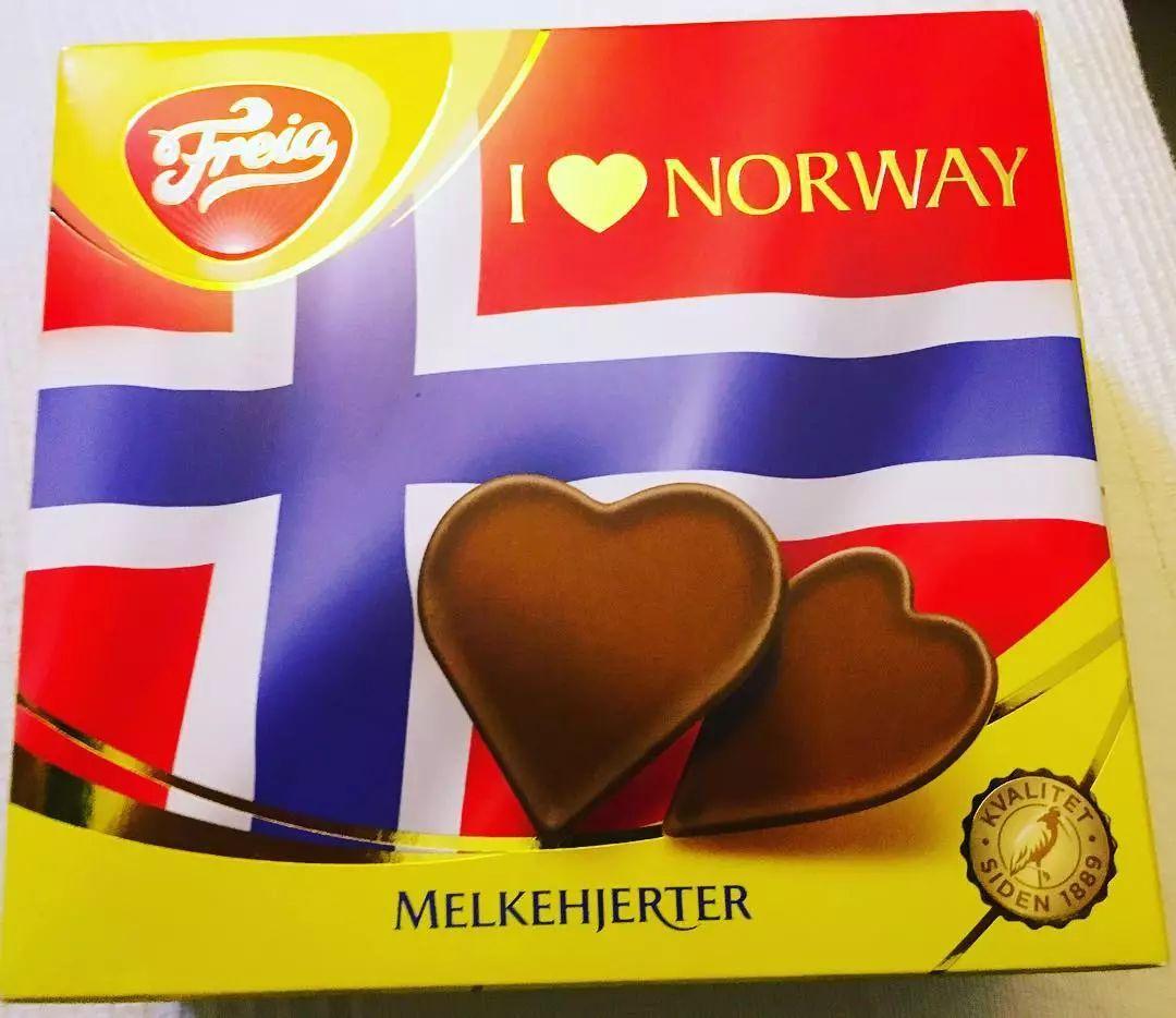 Freia巧克力
