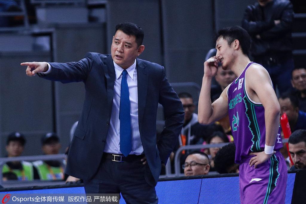 巩晓彬:山东成绩有运气成分 任何对手不能轻视