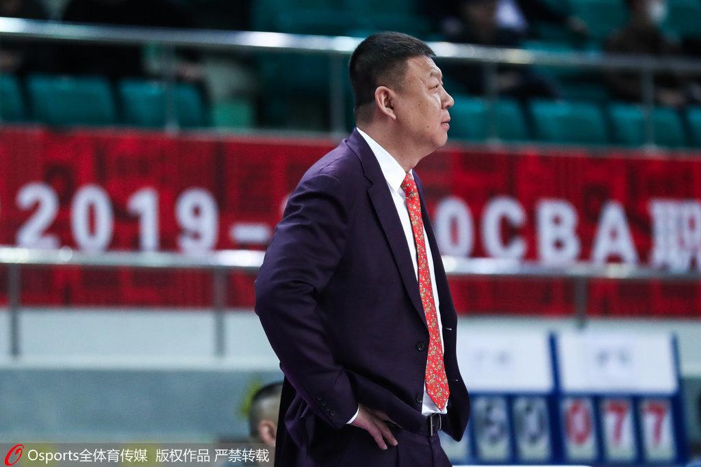 王建军:深圳赢在防守 重点是大家懂的分享球