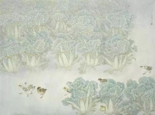 迎新春 贺新年:首界推出杰出艺术家赵喜萍