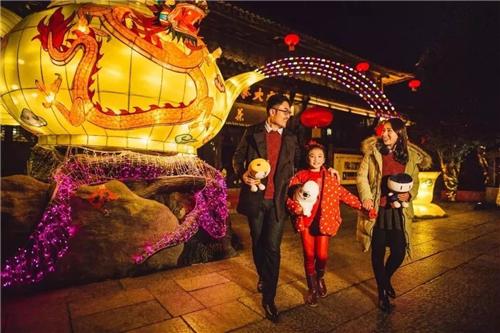 2020北京(朝阳区)首届新春庙会,大年初一开放参观,免门票!