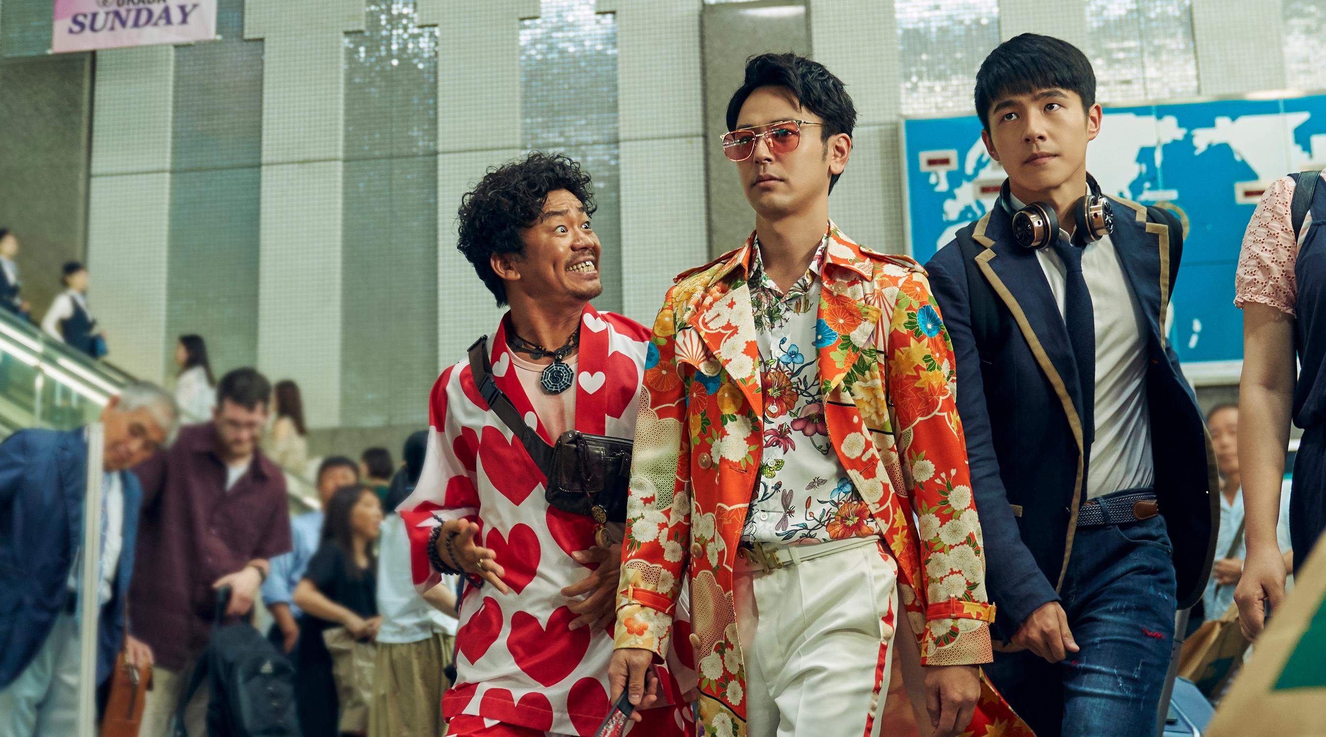 《唐人街侦探3》透露最终预测刘保强·浩然遭遇密室疑难案件